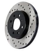 Audi VW Brake Disc - StopTech 128.33113R