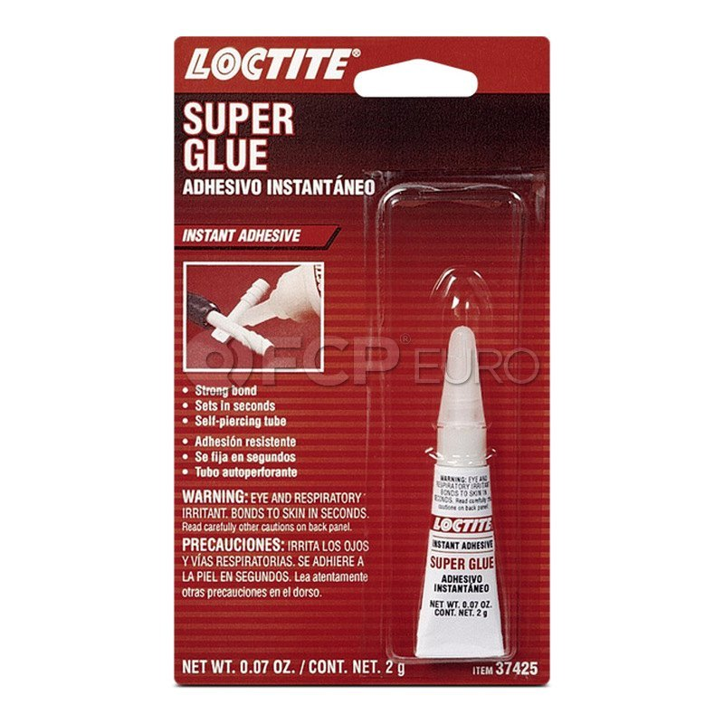 Super Glue Liquid 495 - Loctite 37538