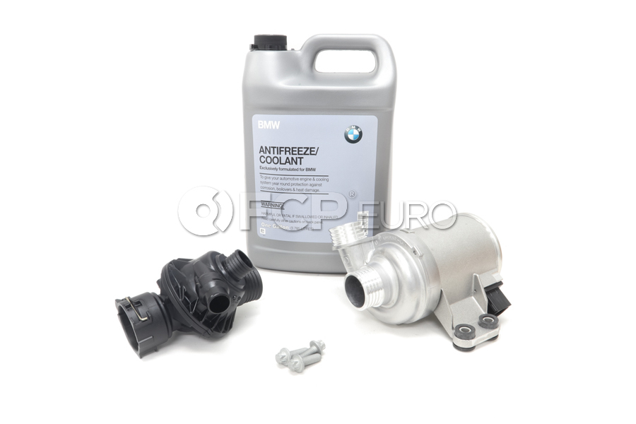 BMW Water Pump Kit - Pierburg 11518635090KT