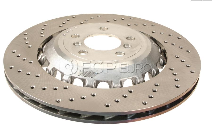 BMW Brake Disc - Zimmermann 34212284103