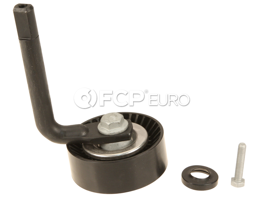 BMW Belt Tensioner Pulley - INA 11287807021
