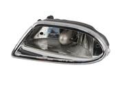 Mercedes Fog Light Assembly - Hella 1638200328