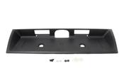 BMW European License Plate Filler Kit - 51131961241KT