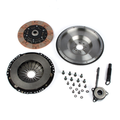 VW Stage 3 Flywheel and Clutch Kit - Black Forest Industries BFI20T3240ST3