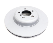 BMW Brake Disc - Zimmermann 34106797606