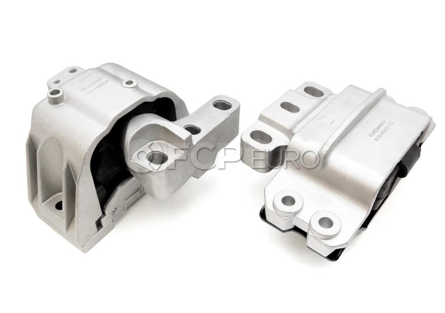 Audi VW Engine Mount Set 034Motorsport - 0345095021