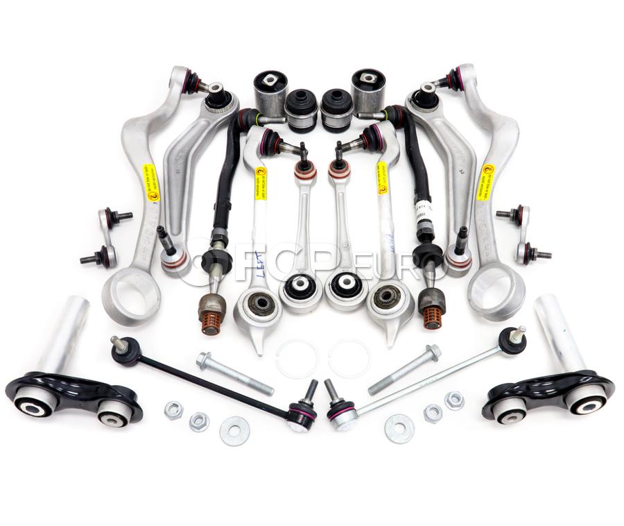 BMW 18-Piece Control Arm Kit (E39 525i 528i 530i) - 525E3920PIECEOE