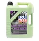 5W40 Molygen New Generation Engine Oil (5 Liters) - Liqui Moly LM20232
