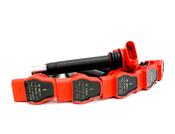 Audi Ignition Coil Service Kit - Bosch/NGK KIT-538602