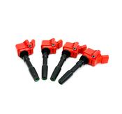 Audi VW Ignition Coil Kit - OEM Supplier KIT-06H905110L