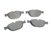 BMW Brake Pad Set - Textar 34116791514