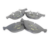 BMW Brake Pad Set - Textar 34116791514