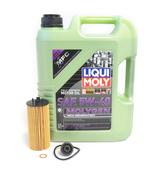 BMW 5W40  Oil Change Kit - Liqui Moly Molygen 11428570590KT4