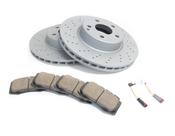 Mercedes Brake Upgrade Kit - Akebono 0064203220