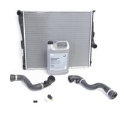 BMW Radiator Replacement Kit - 17113400013KT