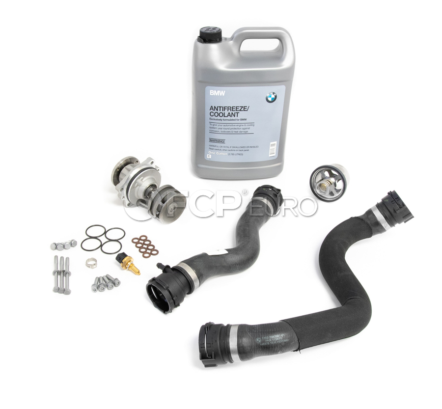 BMW Water Pump and Thermostat Kit - 11517838201KT