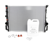 Mercedes Radiator Replacement Kit - Nissens 2115000102