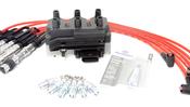 VW Ignition Service Kit - Beru KIT-021905106CKT2