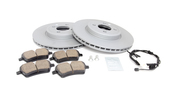 Mini Brake Kit - Zimmermann/Akebono 34116858652KTF2