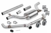 Audi VW Catback Exhaust System - APR CBK0001