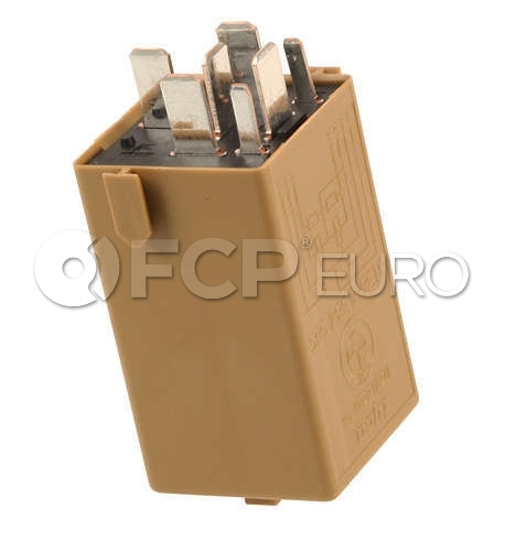 BMW Window Wiper Motor Relay - Tyco 61368384505