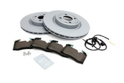 Mini Brake Kit - Zimmermann/Textar 34116855781KTF