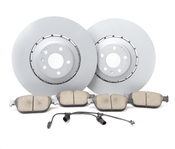 Audi VW Brake Kit - Zimmermann/Akebono 4H0615301ANKT