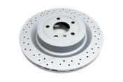 Mercedes Disc Brake - Zimmermann 1664230512