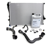 BMW Radiator Replacement Kit - 17111436063KT