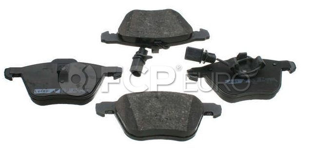 VW Brake Pad Set - TRW 7M3698151A