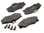 VW Brake Pad Set - TRW 251698151F