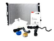 Audi Cooling System Kit - Nissens 4B0121251AEKT