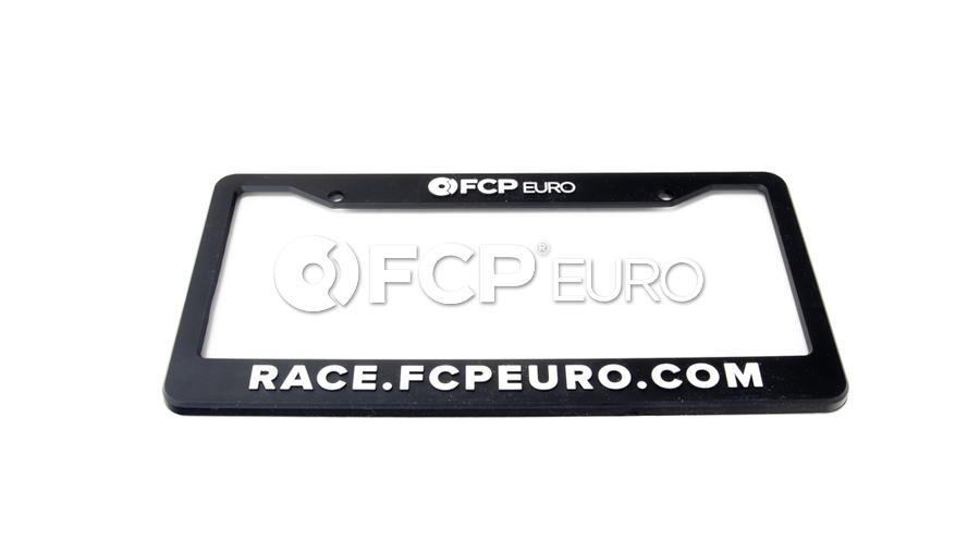 FCP License Plate Frame (Race.FCPEuro.com) - 577368