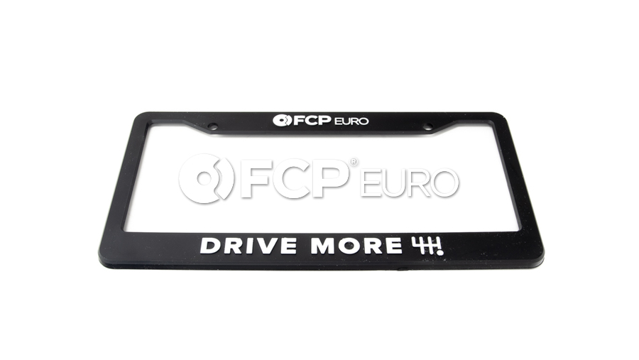 FCP License Plate Frame (Drive More) - 577365