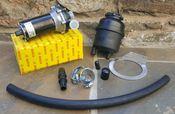 Mercedes Stage 1 Split Cooling Kit - VRP Speed S1COOLING