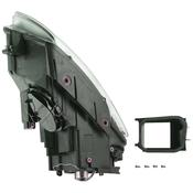 VW Headlight Assembly - Valeo 3C0941754J