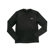 Men's Long Sleeve Shirt (Black) Medium - FCP Euro 577909