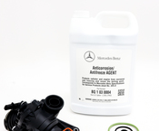 Mercedes Thermostat Kit - Wahler 2762000515