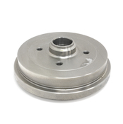 VW Brake Drum - Zimmermann 191501615B