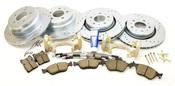 Volvo Big Brake Upgrade Kit 302MM - Zimmermann 850ULTKIT302