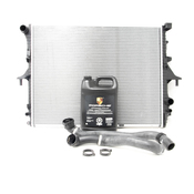 Porsche Radiator Kit - Behr/Genuine 376719001KT