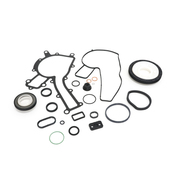 Mercedes Engine Timing Cover Gasket Set -Elring 137130