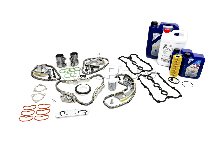 Audi Timing Chain Kit - Iwis 06E109465KT