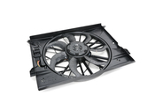 Mercedes Cooling Fan Assembly - Bosch 2115001693