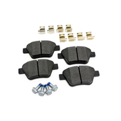 Audi VW Brake Pad Set - ATE  5K0698451A
