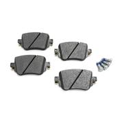 Audi VW Brake Pad Set - ATE 7N0698451A