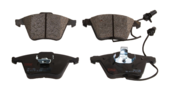 Audi VW Brake Pad Set - TRW TPC1111ES