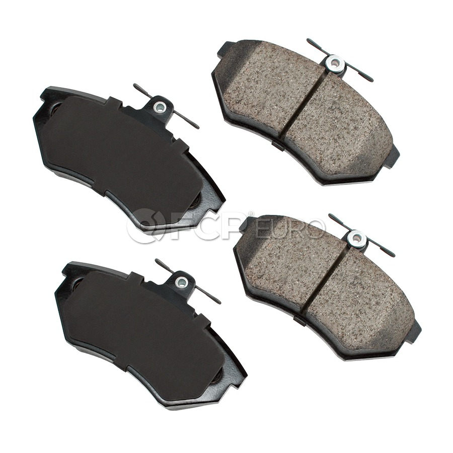 VW Brake Pad  Set - Akebono 1HM698151A