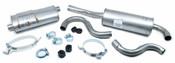 Volvo Exhaust System Muffler Kit - Starla B234EXH