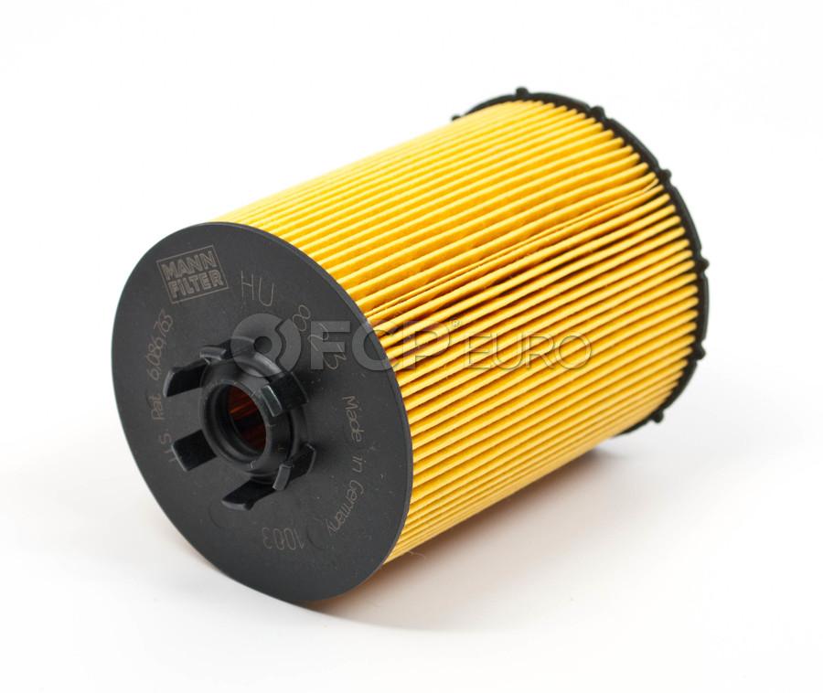 BMW Engine Oil Filter - Mann HU823X